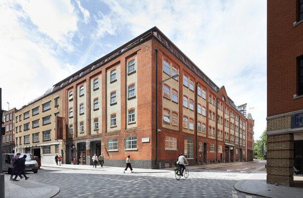 Hatfields SE1 office space – Building External