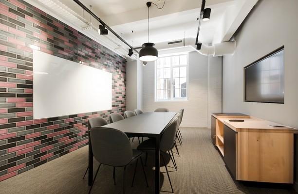 Hatfields SE1 office space – Meeting/Boardroom.