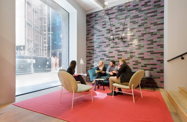 Hatfields SE1 office space – Break Out Area
