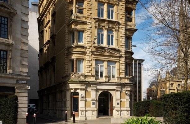 Old Bailey EC4M office space – Building External