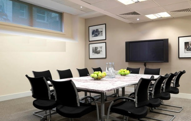 Broadwick Street W1 office space – Meeting/Boardroom.