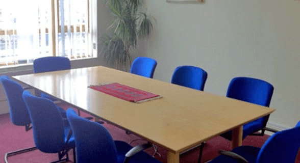 Park Royal Road W3 office space – Meeting/Boardroom.