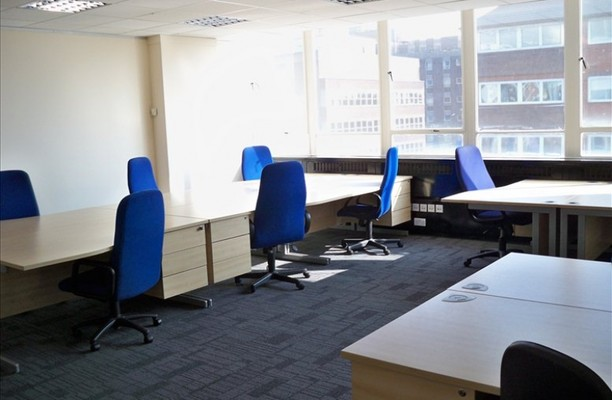 Chase Road W3 office space – Private Office (different sizes available).