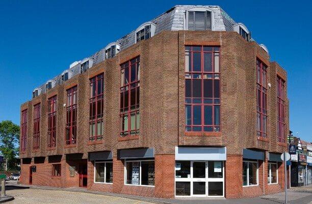 Uxbridge Road UB3, UB4 office space – Building External