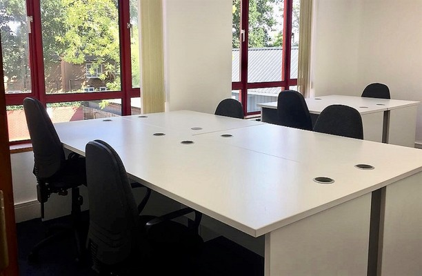 Uxbridge Road UB3 office space – Private Office (different sizes available).