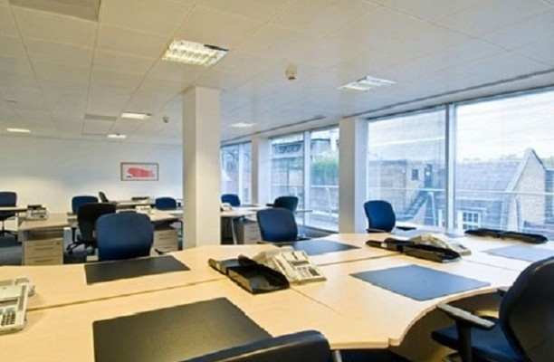 Storeys Gate SW1 office space – Private Office (different sizes available).