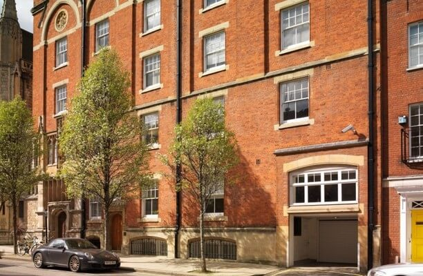 Farm Street W1 office space – Building External
