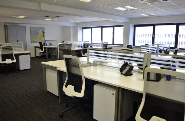 Minories E1 office space – Private Office (different sizes available).