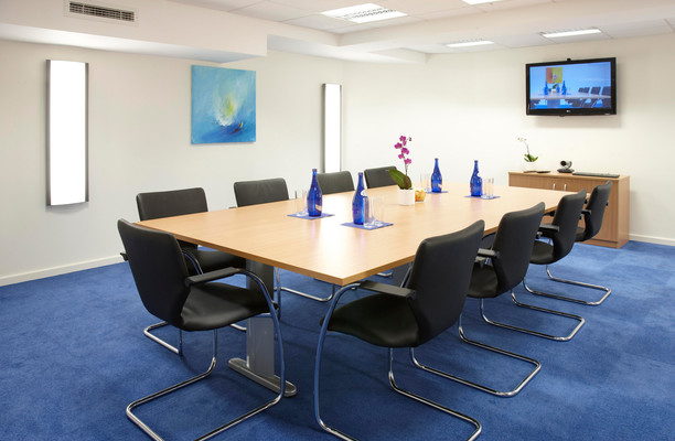 Minories E1 office space – Meeting/Boardroom.