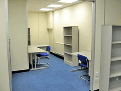 Corsham Street N1, N7 office space – Private Office (different sizes available).