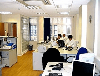 Charlotte Road EC1, EC2 office space – Private Office (different sizes available).