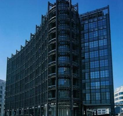 Fleet Place EC4 office space – Building External