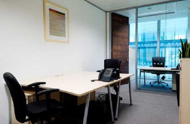 More London SE1 office space – Private Office (different sizes available).