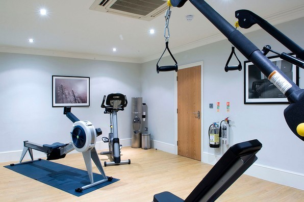 Highgate West Hill NW5 office space – Gym