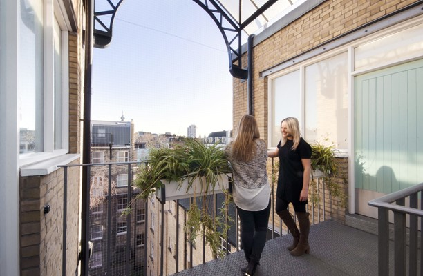 Archer Street W1 office space – Outdoor Area