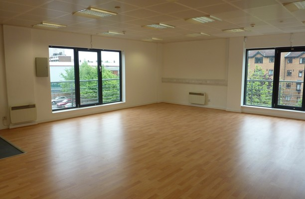 Grinstead Road SE8 office space – Private Office (different sizes available).