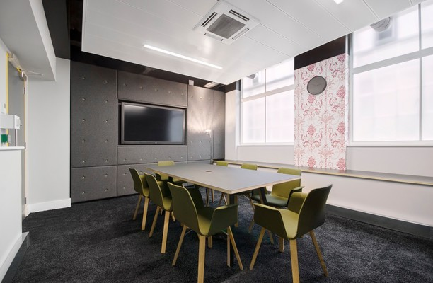 Union Street SE1 office space – Meeting/Boardroom.