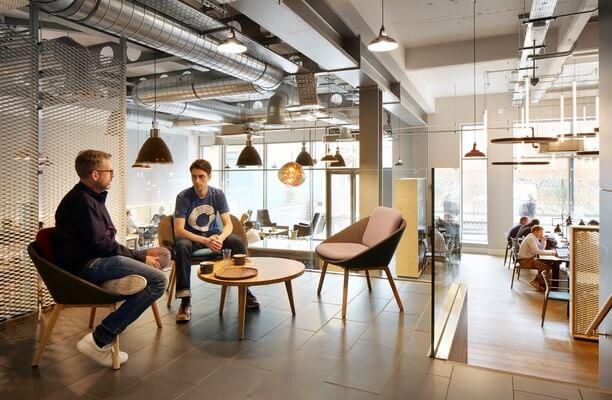 Union Street SE1 office space – Break Out Area