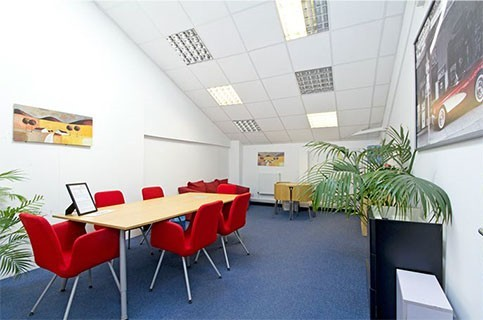 Arcadia Avenue N3 office space – Meeting/Boardroom.