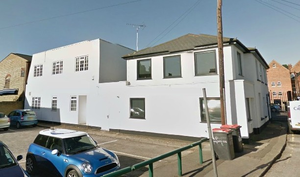 Burroughs Gardens NW2, NW4 office space – Building External