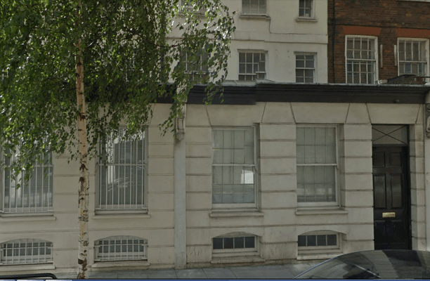 Alie Street E1, EC3 office space – Building External