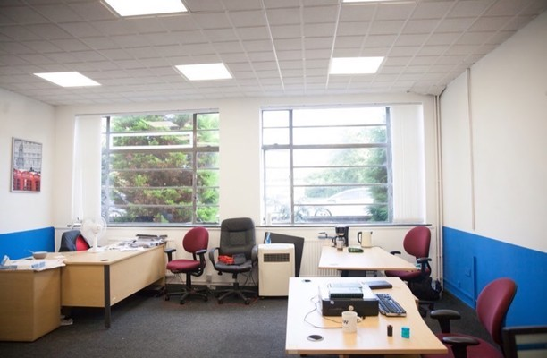 Elstree Way WD6 office space – Private Office (different sizes available).