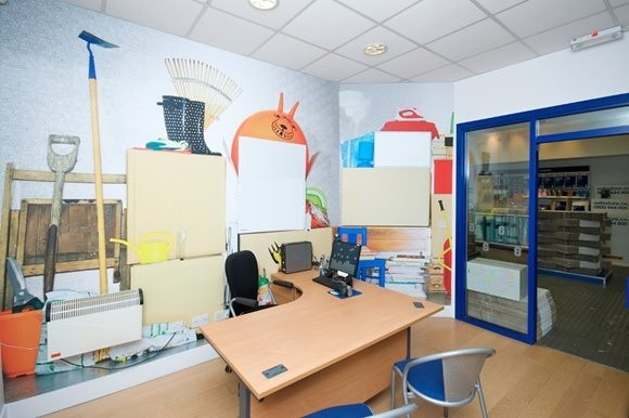 Pentonville Road N18 office space – Private Office (different sizes available).