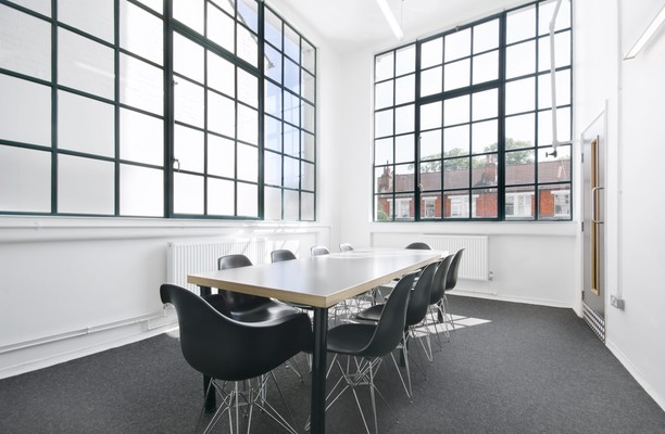 Martell Road SE21 office space – Meeting/Boardroom.