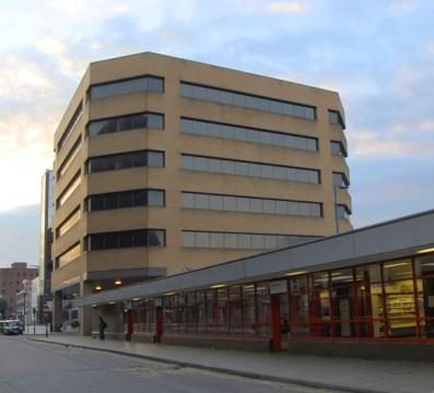 College Road HA1, HA3 office space – Building External