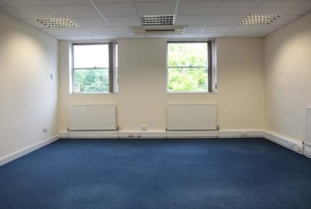 Park Terrace KT4 office space – Private Office (different sizes available).