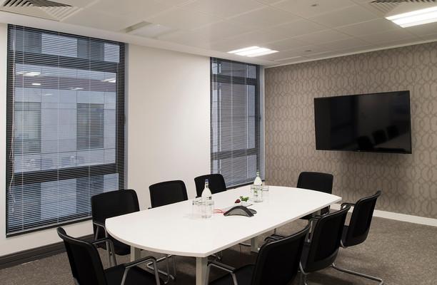 Lansdowne Road CR0 office space – Meeting/Boardroom.