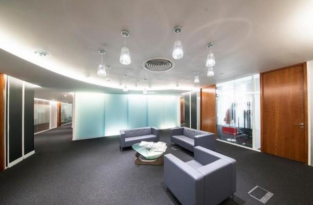 Buckingham Palace Road SW1 office space – Break Out Area
