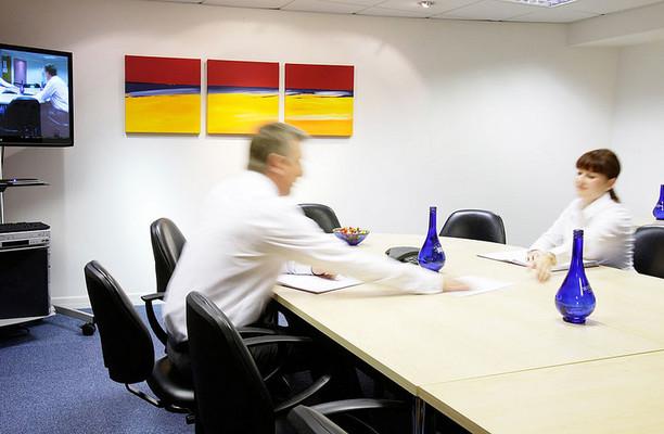 Temple Gate BS1 office space – Meeting/Boardroom.