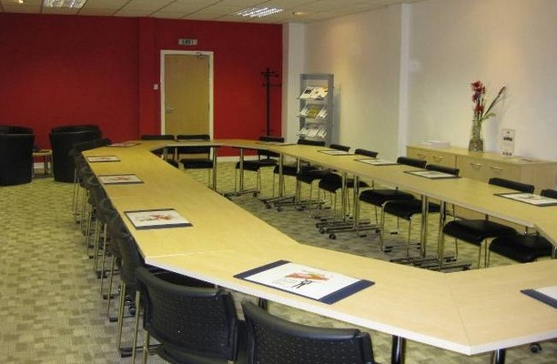 Inchinnan Road ML4 office space – Meeting/Boardroom.