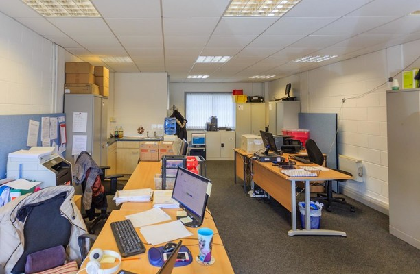 Glasgow Business Park G1 office space – Private Office (different sizes available).