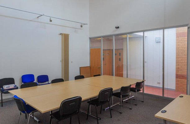 Michaelson Square EH54 office space – Meeting/Boardroom.