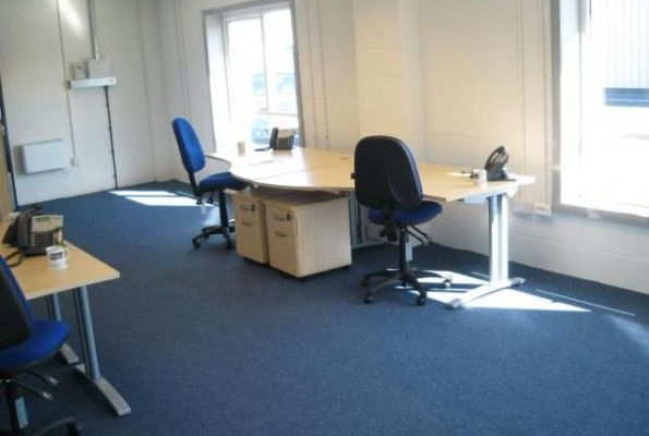 Amy Johnson Way FY3 office space – Private Office (different sizes available).