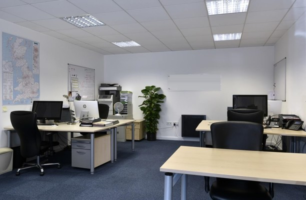North Road CH65, CH66 office space – Private Office (different sizes available).