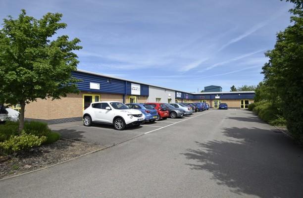 Lingfiend Way DL1 - DL3 office space – Building External