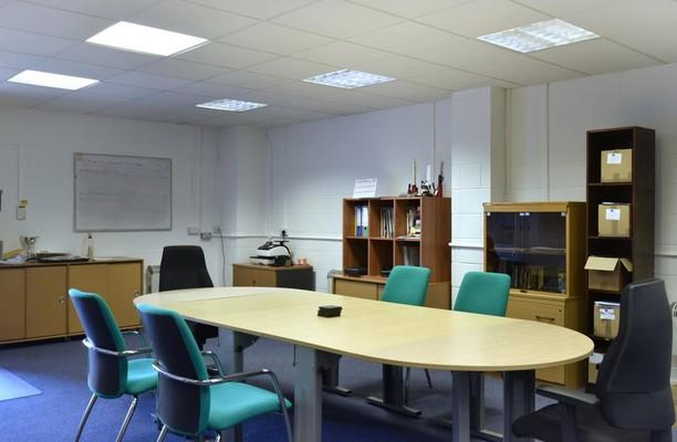 Belmont Industrial Estate DH1 office space – Meeting/Boardroom.