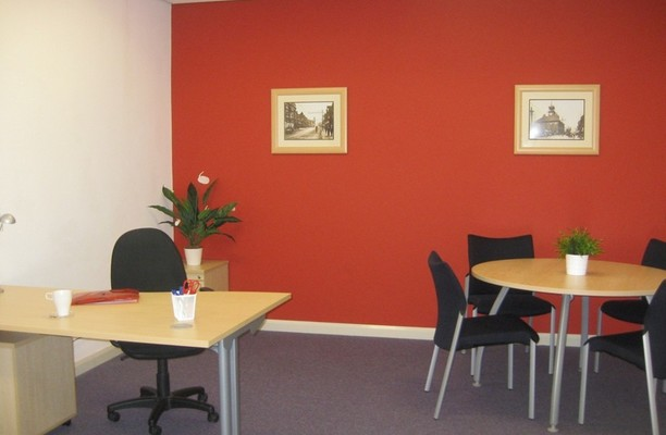 Stephenson Court TS1 office space – Private Office (different sizes available).