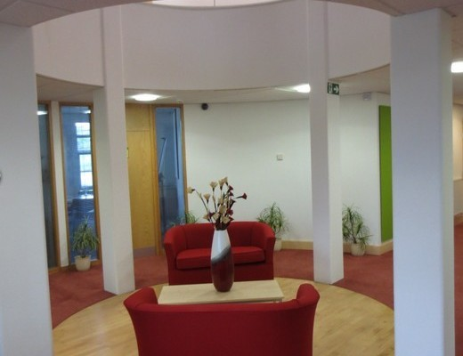 Durham Way South DH1 office space – Reception