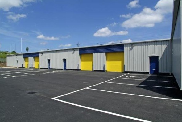 Orion Way NE29 office space – Building External