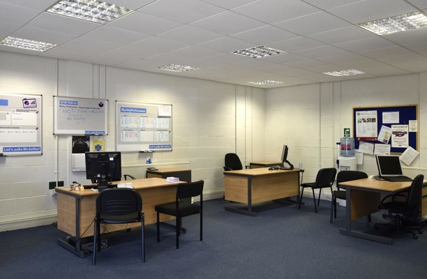 Orion Way NE29, NE30 office space – Private Office (different sizes available).