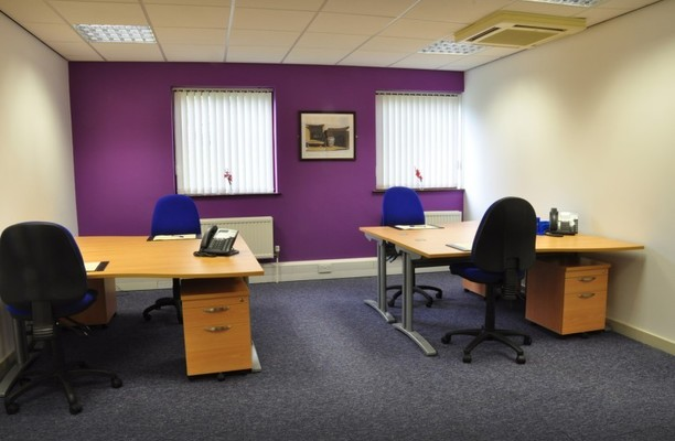 Hartwith Way HG1 office space – Private Office (different sizes available).
