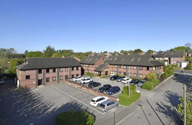 Hartwith Way HG1 office space – Parking
