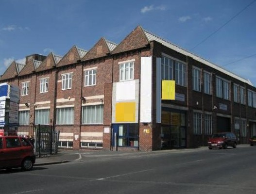 Burley Road LS1 office space – Building External