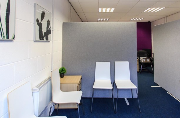 Dunns Close CV11 office space – Private Office (different sizes available).