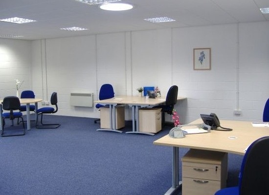 Jessop Close NG24 office space – Private Office (different sizes available).