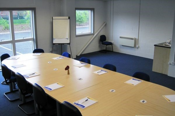 Jessop Close NG24 office space – Meeting/Boardroom.